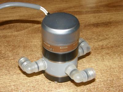 Elektromagnetický solenoidový ventil SHINWA 24 V