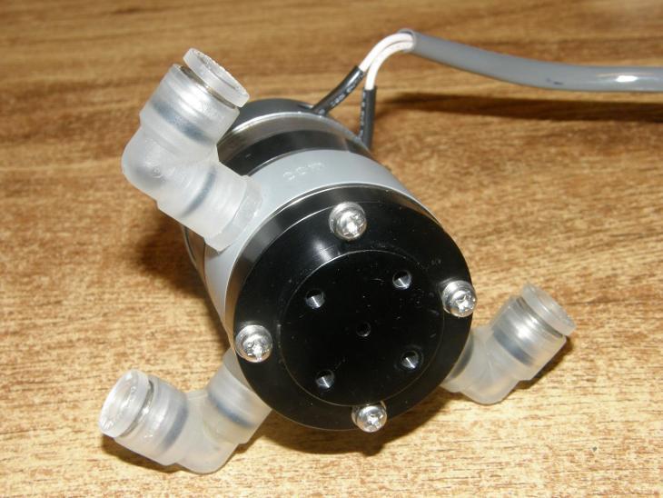 Elektromagnetický solenoidový ventil SHINWA 24 V - Elektronika