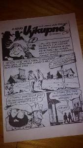 Výkupné - komiks z časopisu ABC - 1997