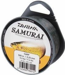 Vlasec Daiwa Samurai carp 0,35 mm/350 m (kapr)