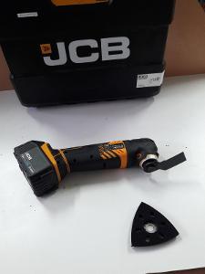 Renovátor akumulátorový, vibrační pilka JCB-18MT