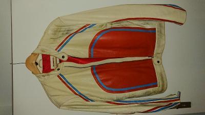 Pánská kožená bunda xl