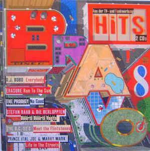 various BRAVO HITS 8- 2CD 1994