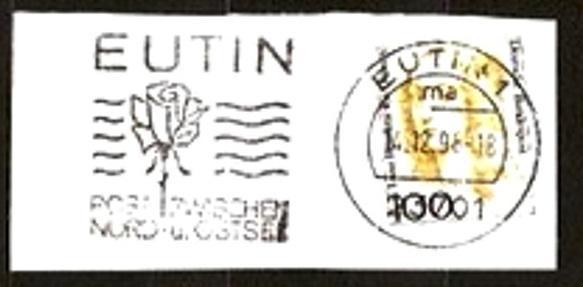 DE BRD vystr. Eutin ... P091