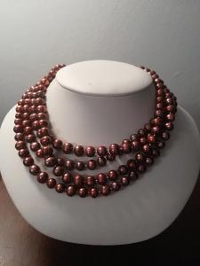 Perly-pravé říční perly