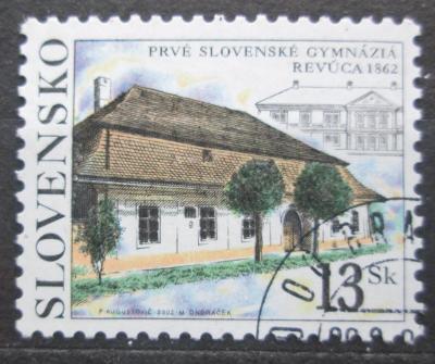 Slovensko 2002 První slovenské gymnázium, Revúca Mi# 420 1541