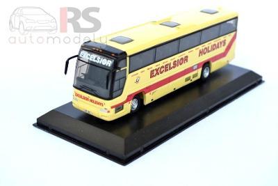 Autobus Plaxton Excalibur Excelsior Holidays 1:72