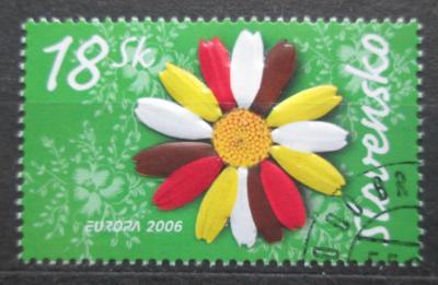 Slovensko 2006 Evropa CEPT, integrace Mi# 534 1541