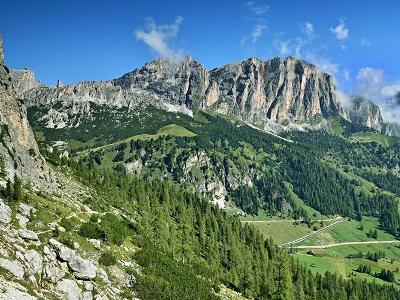 Italské Dolomity - turistika nebo ferraty s CK Mundo