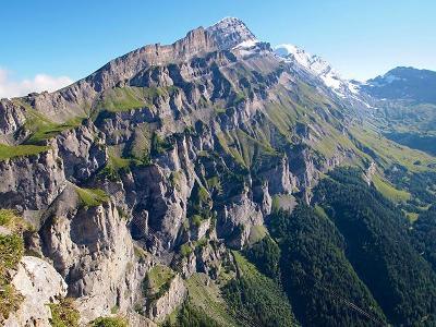 Švýcarské ferraty s CK Mundo