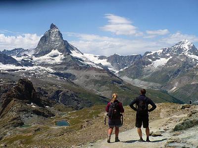Švýcarsko s CK Mundo