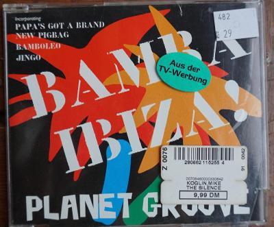 Planet Groove - Bamba Ibiza!