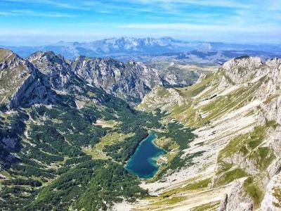 Černá Hora s CK Mundo