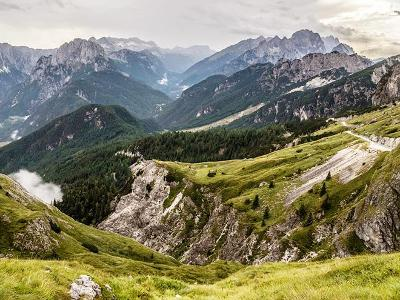 Slovinsko - turistika nebo ferraty s CK Mundo