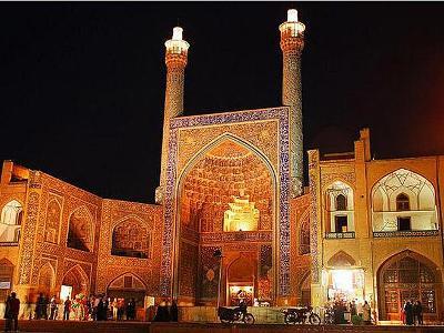Írán s CK Mundo