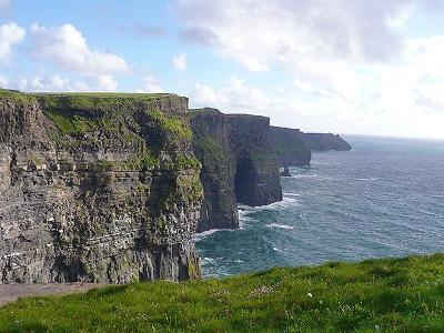 Irsko letecky s CK Mundo