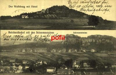 Saské Švýcarsko - Sächs. Schweiz /291919/