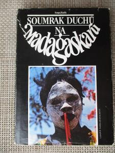 Kulik Sergej - Soumrak duchů na Madagaskaru (1. vydání)