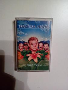 MC kazeta František Nedvěd, Druhé podání