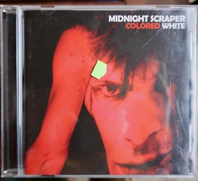 Midnight Scraper - Colored White