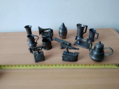 Cínové Miniatury
