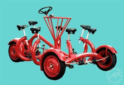 Kolo pro 7 osob - Team-bike (Conference bike)