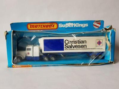 Matchbox Super Kings K-31, Peterbild Christian