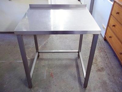 Stůl nerezový 70 x 80 x 88 cm