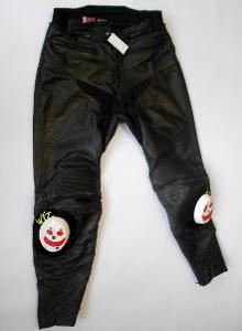 Kožené kalhoty Vel. L/52, Chrániče kolen
