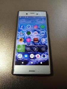 Chytrý mobilní telefon Sony Xperia XZs + ochranné sklo a pouzdro
