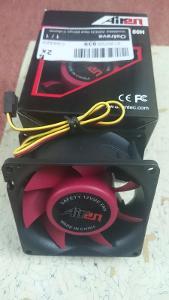 15ks 8cm PC FAN ventilátor chladič Scythe, Sunon MagLev aj.