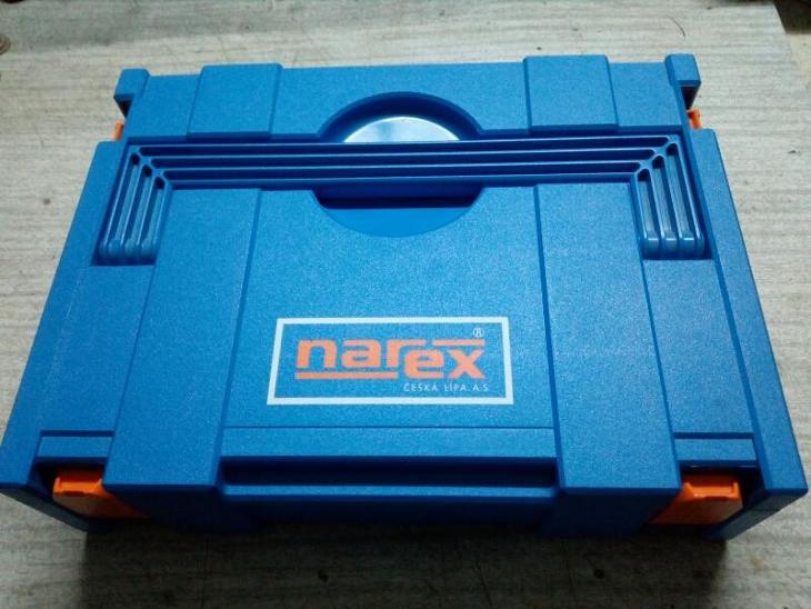 Narex Systainer S Vlozkou Na Vrtacku Vrtacka Narex Berner Festool Aukro