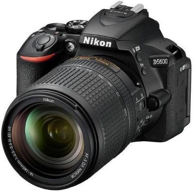 Nikon D5600  + obj. 18-140mm AF-S DX VR + obj. NIKKOR AF-S 35mm 1:1.8G