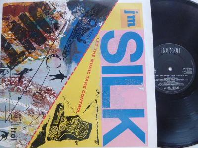 UK MAXI: jm SILK Let The Music Take Control HOUSE MIX + RADIO / TRIX +