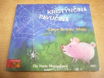 CD E.B.WHITE / Kristýnčina pavučina / NOVÉ