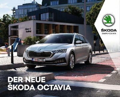Škoda Octavia model 2020 prospekt 01 / 2020 AT