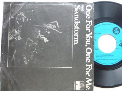 SP LA BIONDA -One For You, One For Me / Sandstorm RTB YUGOSLAVIA