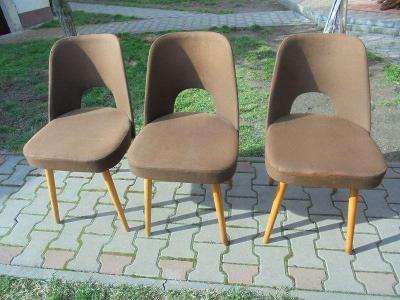 Židle Brusel 3 kusy cena je  za sadu