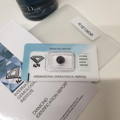 Diamant/Briliant 2,49 carátů ( IGI certifikát)