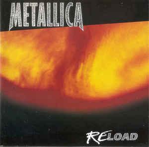 METALLICA -  Reload - CD  - 1997