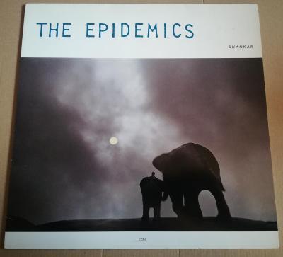LP SHANKAR&CAROLINE-THE EPIDEMICS/NM, TOP STAV, 1986 ECM, PŘÍLOHA