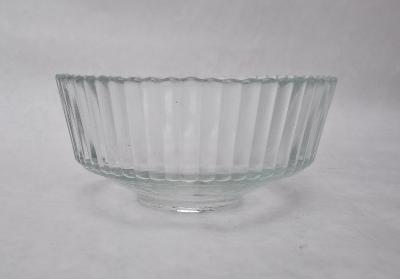 Stará skleněná miska (12x5,5cm)