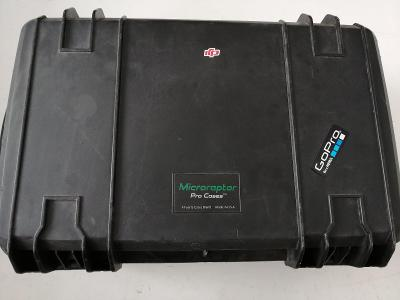 MICRORAPTOR Pro Cases