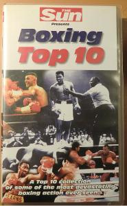 VHS Boxing Top 10, BOX fight