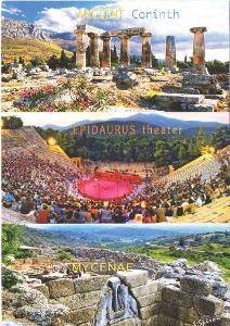 ŘECKO - Ancient  Corinth