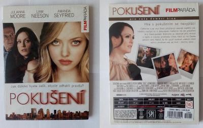 Amanda Seyfried - DVD Pokušení (Nové)
