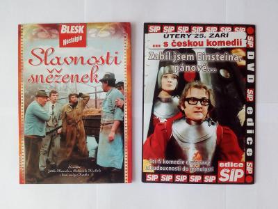 2x DVD klasika (Nové!!!)