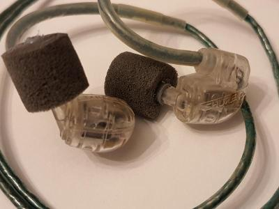 Shure In Ear Professional E5C Made in USA