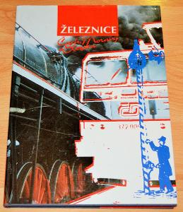 ŽELEZNICE ČECH, MORAVY A SLEZSKA - DOBOVÁ KNIHA (1995)