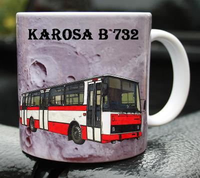 Hrnek hrneček autobus KAROSA B 732